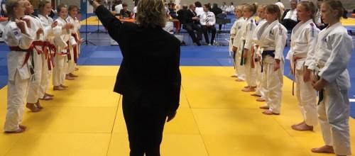 Dames -12 jaar prolongeren titel kampioen van Oost-Nederland