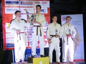 Dedemsvaart Sem Sterckel (Hengelo) kampioen