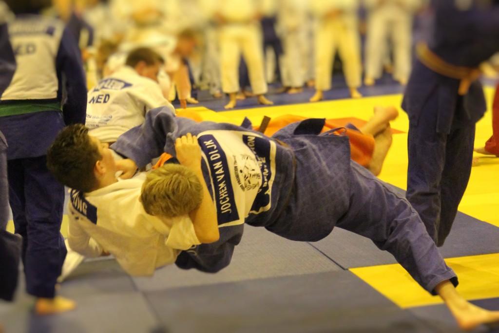 Judo Promotion Twente   Jochem van Dijk goed van start op ...