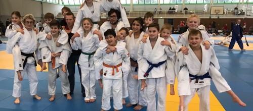Judo Promotion Twente reist af naar Osnabruck voor stage.