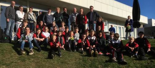 Nationale Budodag groot succes voor ouders en judoka JPT.