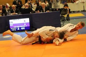 Judo Promotion Twente judoka Jochem van Dijk wint binnen 22 seconden met verwurging