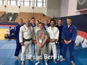 Stage Berlijn