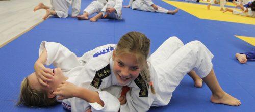 Open dagen Judo Promotion Twente, nieuw in De Veste, Borne