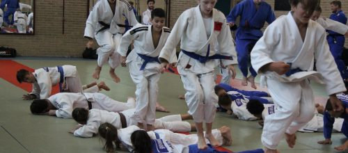 Trainingsstage Judo Promotion Twente