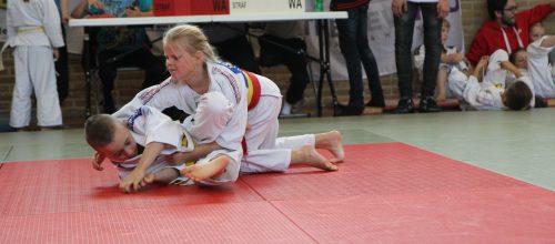 Judo Promotion Twente scoort goed met eigen beginnerstoernooi