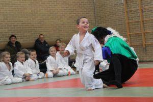 Judo Promotion Twente: Levi dolgelukkig