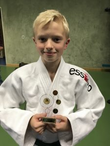 JPT judoka Sem Kalwij kampioen