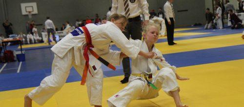 6 Kampioenen voor Judo Promotion Twente in Markelo