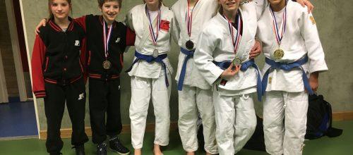 Judo Promotion Twente verovert 5 NK tickets.
