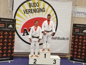Danee Roseval kampioen in Assen