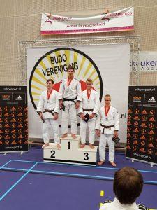 Jochem van Dijk (Borne) 3e in Assen