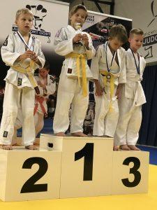 Jayden wint goud