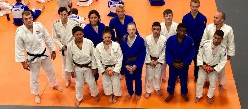 JPT aanwezig op nationale trainingsdag in Papendal