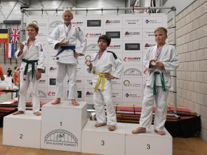 Sem Kalwij kampioen in Nijmegen