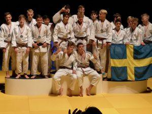 Heren -18 jaar JPT/SJO zilver op Dutch Open