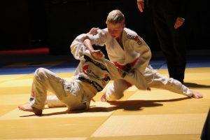 Noud Karperien scoort op Dutch Open