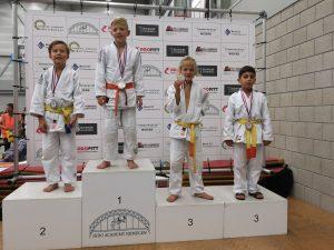 Ruben Vaandering kampioen in Nijmegen