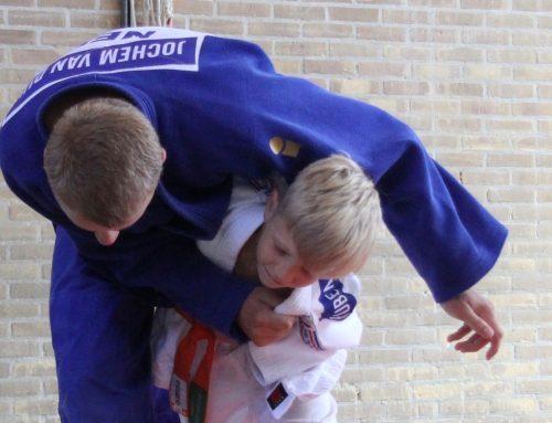 Programma kerstvakantie Judo Promotion Twente wedstrijdgroep.