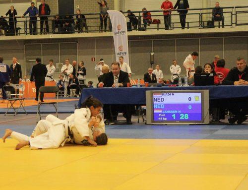 Grootste Judotoernooi Twente een feit.