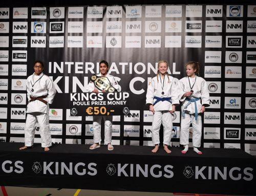 Judoka Nohade Riadi zet succesreeks voort op Kings Cup in Drachten