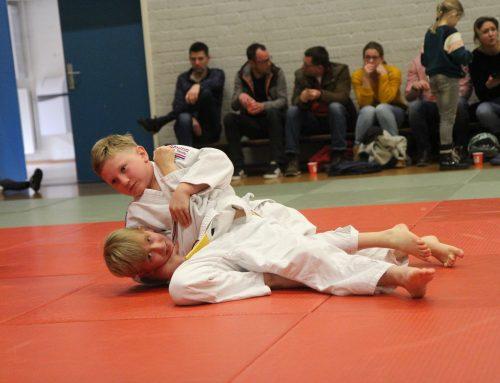 1e Vanentoernooi Judo Promotion Twente