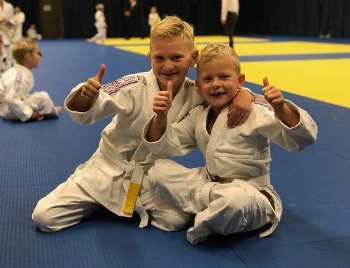 Open lessen Judo Promotion Twente