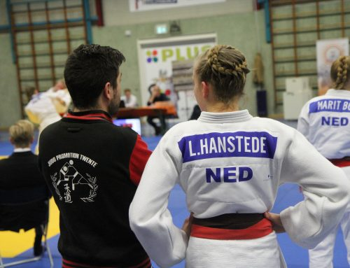 3 kampioenen van Oost-Nederland voor Judo Promotion Twente