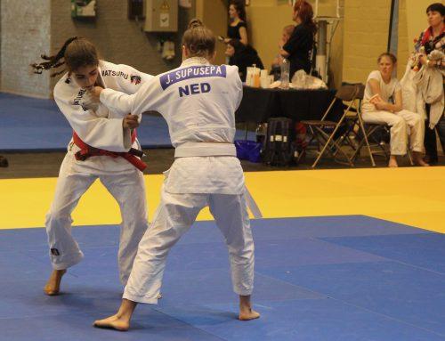 Brons voor judoka Nohade Riadi in Antwerpen.