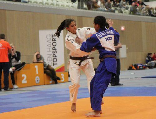 Nohade Riadi grijpt naast brons op NK tot 18 jaar
