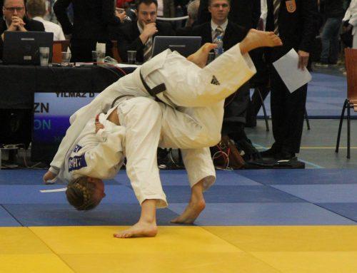 Brons voor JPT-judoka Linde Hanstede op het Nederlands Kampioenschap judo