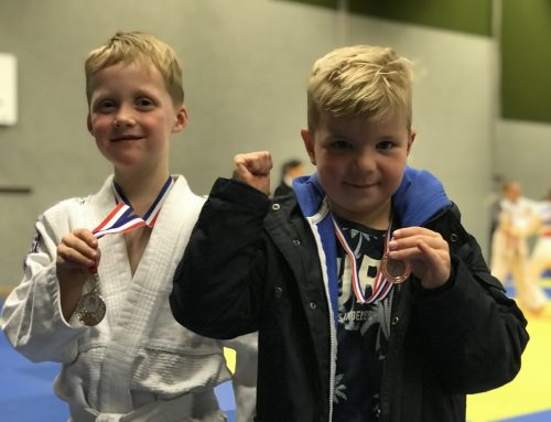 Goud voor Dani Yefimov en Lars Boomkamp in Markelo