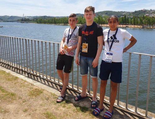 JPT-judoka Nohade Riadi draait een goed eerste Europacup toernooi in Coimbra (Portugal)