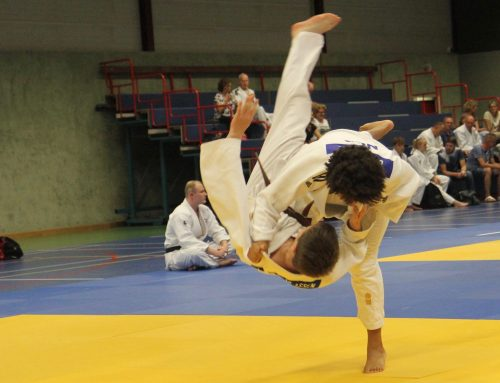 Trainingsstage  Judo Promotion Twente   –  Kick-off Seizoen 2019 – 2020