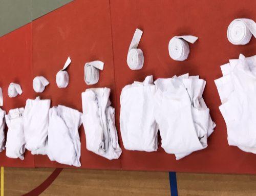 1e periode judo4life van het seizoen weer afgesloten