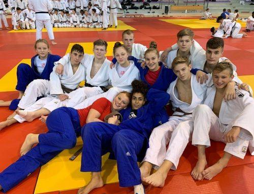 Geslaagde stage Frankrijk voor judoka Judo Promotion Twente.