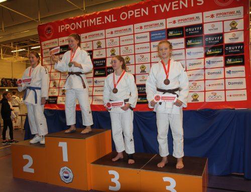 Tweede editie Open Twents Judokampioenschap in Enschede weer een groot succes.