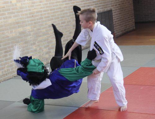 Veel judoplezier voor jeugd Judo Promotion Twente.