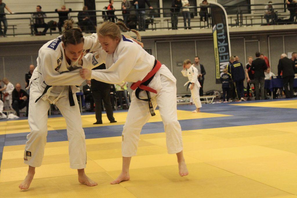 Verena van der Werf in gevecht om brons