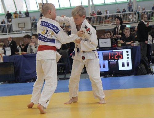 Dubbel brons op Crocodile Cup in Osnabrück voor judoka's JPT