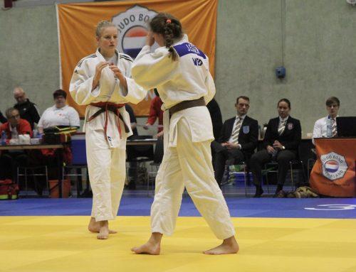 Goud voor Linde Hanstede op kampioenschap van Oost-Nederland