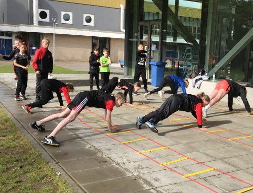 Sport- en spellessen Judo Promotion Twente