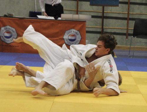 4 NK tickets voor judoka's van Judo Promotion Twente