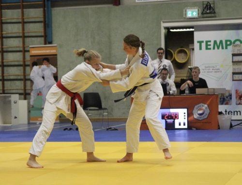 3 NK-tickets voor judoka's Judo Promotion Twente